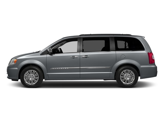 2015 Chrysler Town and Country Prices and Values Wagon Touring V6 side view