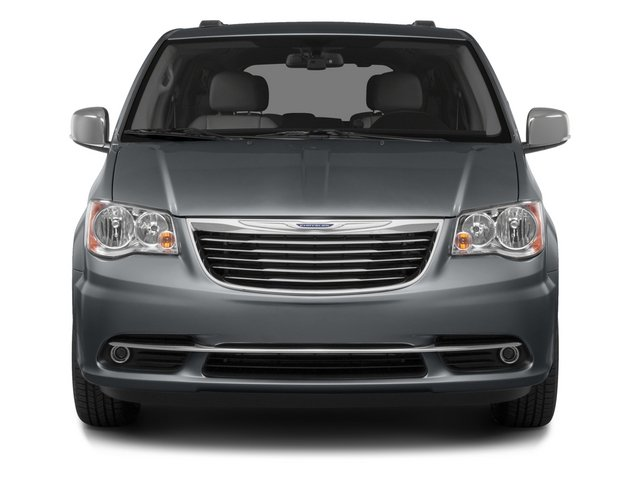 2015 Chrysler Town and Country Prices and Values Wagon Touring V6 front view