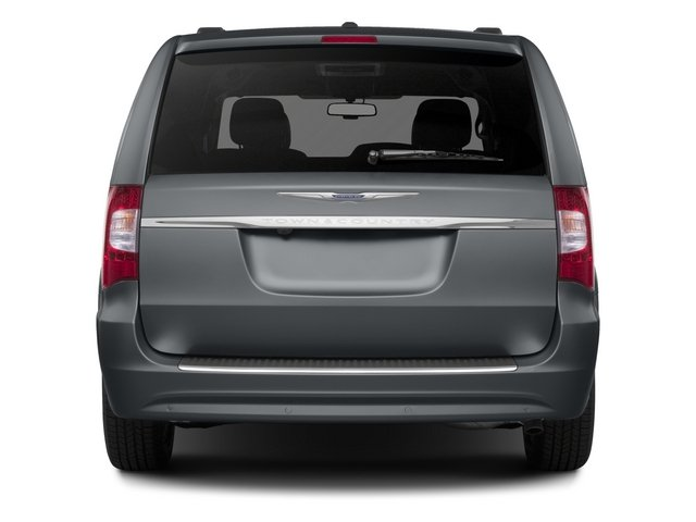 2015 Chrysler Town and Country Prices and Values Wagon Touring V6 rear view