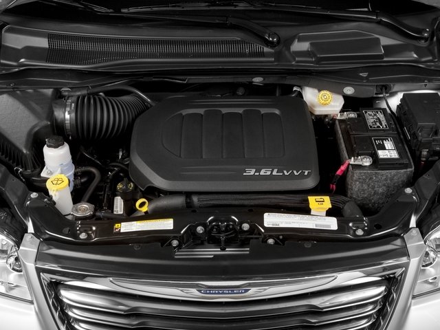2015 Chrysler Town and Country Prices and Values Wagon Touring V6 engine