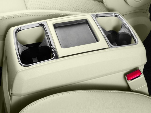 2015 Chrysler Town and Country Prices and Values Wagon Touring V6 center storage console
