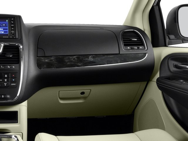 2015 Chrysler Town and Country Prices and Values Wagon Touring V6 passenger's dashboard