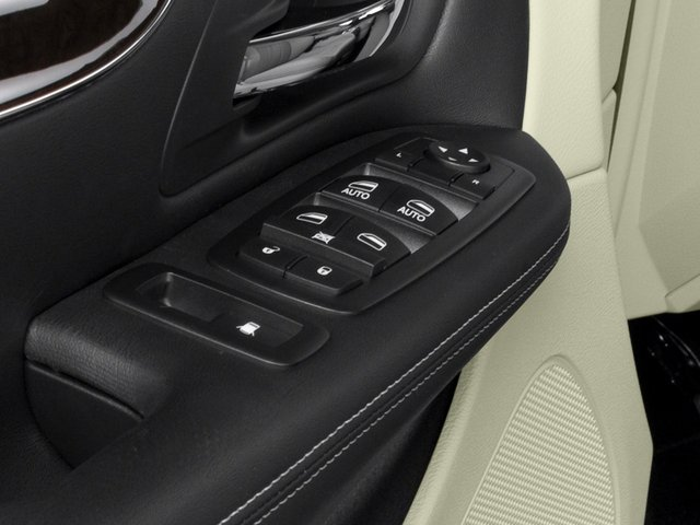 2015 Chrysler Town and Country Prices and Values Wagon Touring V6 driver's side interior controls