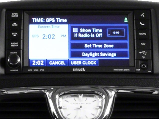 2015 Chrysler Town and Country Prices and Values Wagon Touring V6 navigation system
