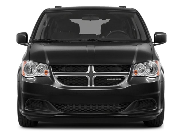 2015 Dodge Grand Caravan Pictures Grand Caravan Grand Caravan SE V6 photos front view