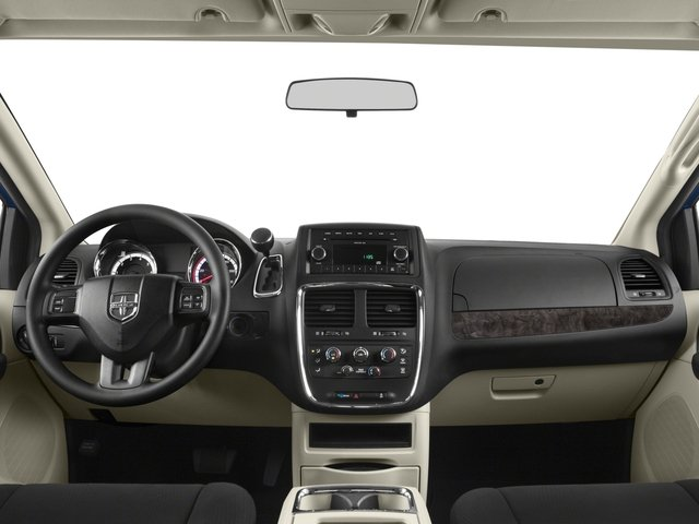 2015 Dodge Grand Caravan Pictures Grand Caravan Grand Caravan SXT V6 photos full dashboard