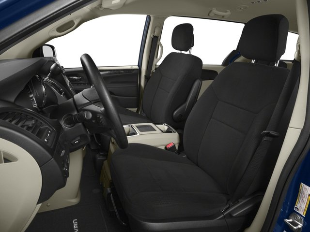 2015 Dodge Grand Caravan Pictures Grand Caravan Grand Caravan SE V6 photos front seat interior