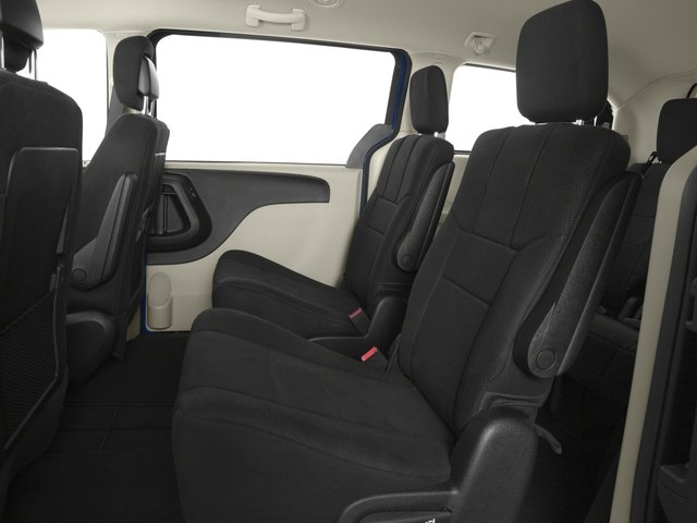 2015 Dodge Grand Caravan Pictures Grand Caravan Grand Caravan SXT V6 photos backseat interior
