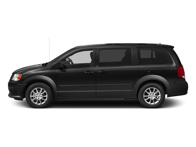 2015 Dodge Grand Caravan Prices and Values Grand Caravan R/T V6 side view