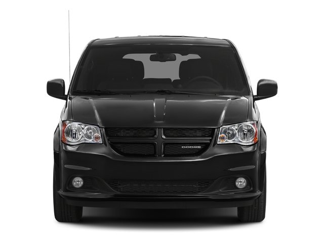 2015 Dodge Grand Caravan Prices and Values Grand Caravan R/T V6 front view