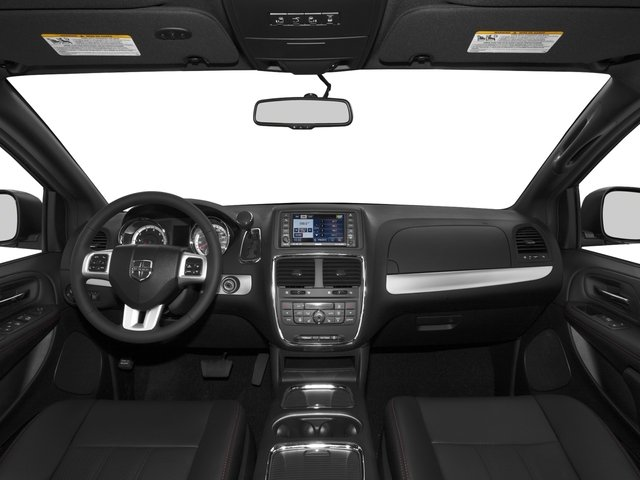 2015 Dodge Grand Caravan Prices and Values Grand Caravan R/T V6 full dashboard