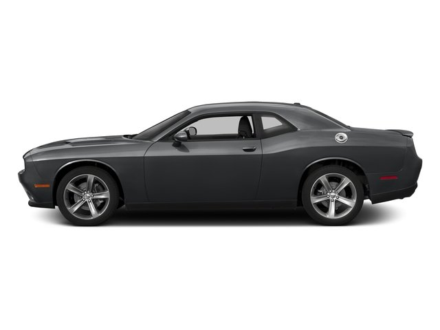 2015 Dodge Challenger Pictures Challenger Coupe 2D R/T Scat Pack V8 photos side view