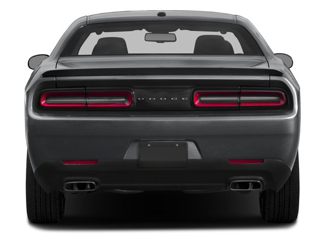 2015 Dodge Challenger Pictures Challenger Coupe 2D R/T Scat Pack V8 photos rear view