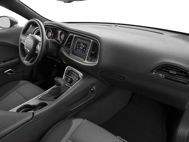 2015 Dodge Challenger Prices and Values Coupe 2D SXT V6 passenger's dashboard