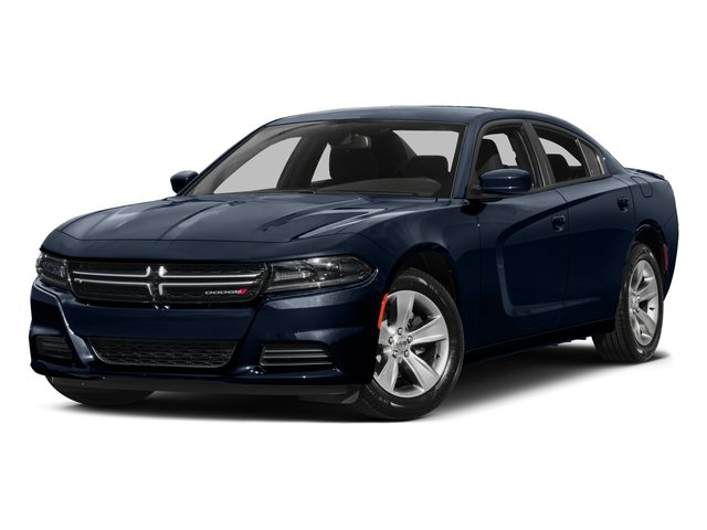 2015 Dodge Charger Prices and Values Sedan 4D R/T Scat Pack V8 side front view