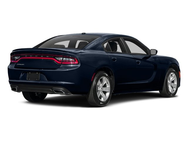 2015 Dodge Charger Prices and Values Sedan 4D R/T Scat Pack V8 side rear view