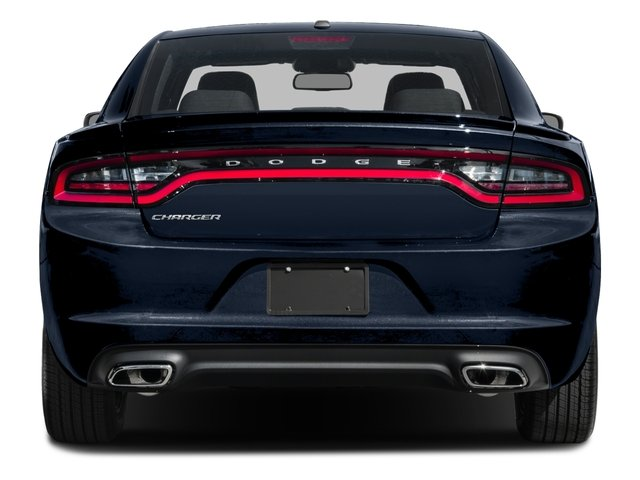 2015 Dodge Charger Prices and Values Sedan 4D SE AWD V6 rear view