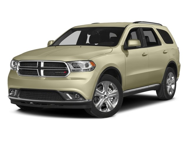 2015 Dodge Durango Prices and Values Utility 4D Limited AWD V6 side front view