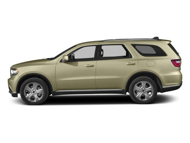 2015 Dodge Durango Prices and Values Utility 4D Limited AWD V6 side view
