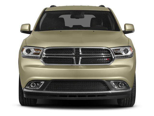 2015 Dodge Durango Prices and Values Utility 4D Limited AWD V6 front view