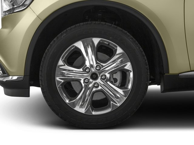2015 Dodge Durango Prices and Values Utility 4D Limited AWD V6 wheel