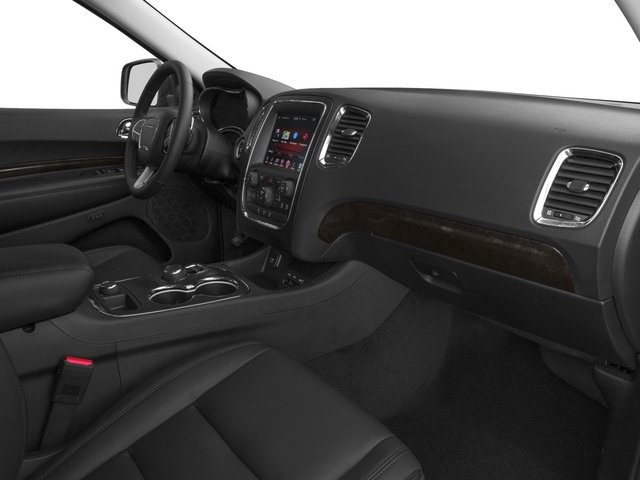 2015 Dodge Durango Prices and Values Utility 4D Limited 2WD V6 passenger's dashboard