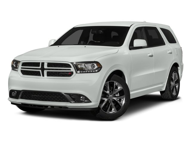 2015 Dodge Durango Pictures Durango Utility 4D R/T 2WD V8 photos side front view