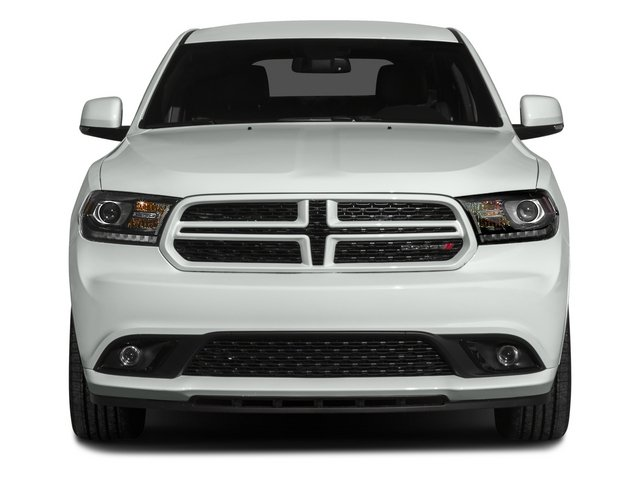 2015 Dodge Durango Prices and Values Utility 4D R/T 2WD V8 front view