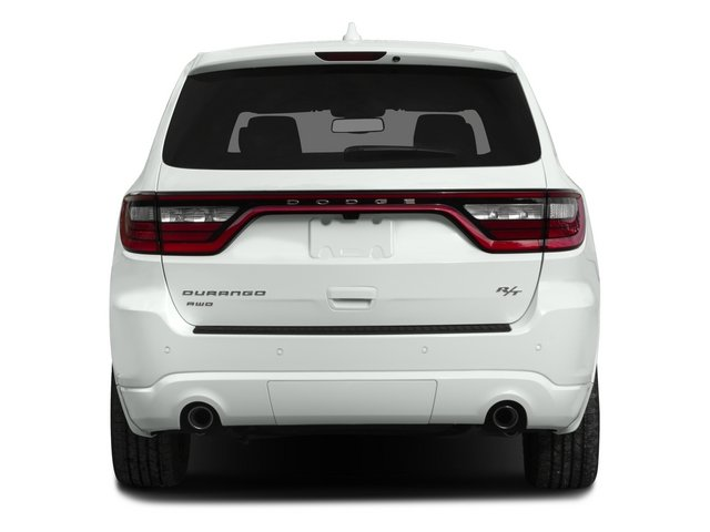 2015 Dodge Durango Pictures Durango Utility 4D R/T 2WD V8 photos rear view