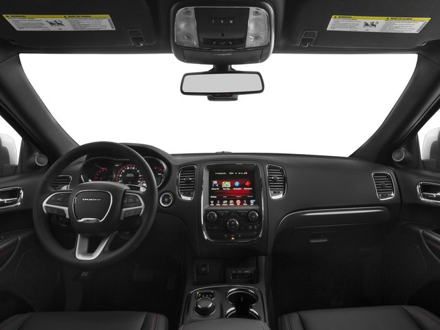 2015 Dodge Durango Prices and Values Utility 4D R/T 2WD V8 full dashboard
