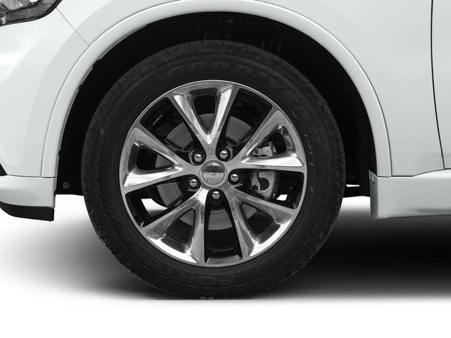 2015 Dodge Durango Prices and Values Utility 4D R/T 2WD V8 wheel