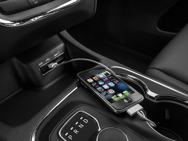 2015 Dodge Durango Prices and Values Utility 4D R/T 2WD V8 iPhone Interface
