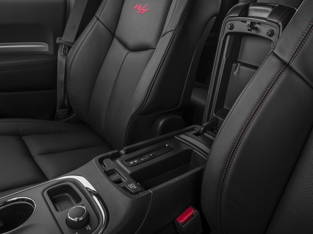 2015 Dodge Durango Prices and Values Utility 4D R/T 2WD V8 center storage console