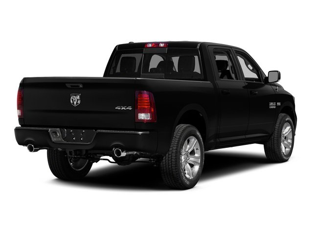2015 Ram Truck 1500 Pictures 1500 Crew Cab SLT 4WD photos side rear view