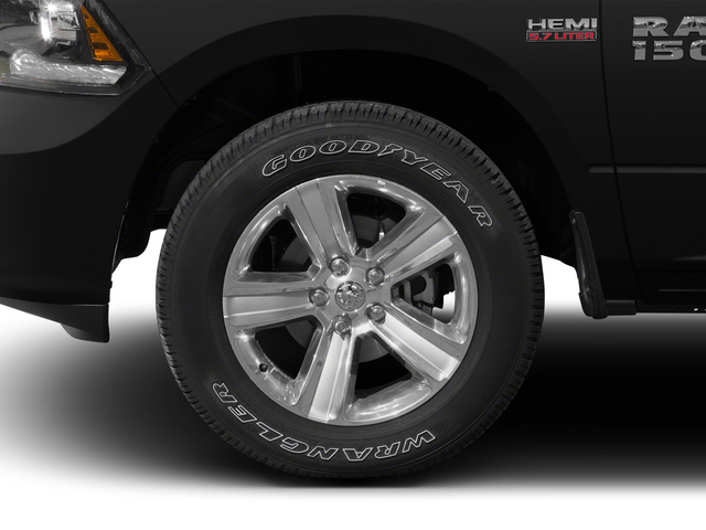 2015 Ram Truck 1500 Prices and Values Crew Cab Longhorn 2WD wheel