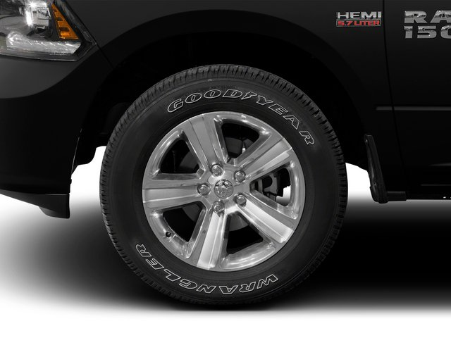2015 Ram Truck 1500 Pictures 1500 Crew Cab Express 4WD photos wheel