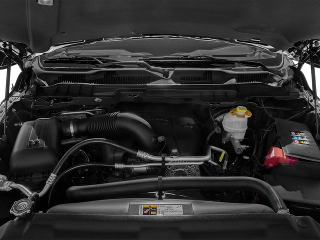 2015 Ram Truck 1500 Prices and Values Crew Cab Longhorn 2WD engine