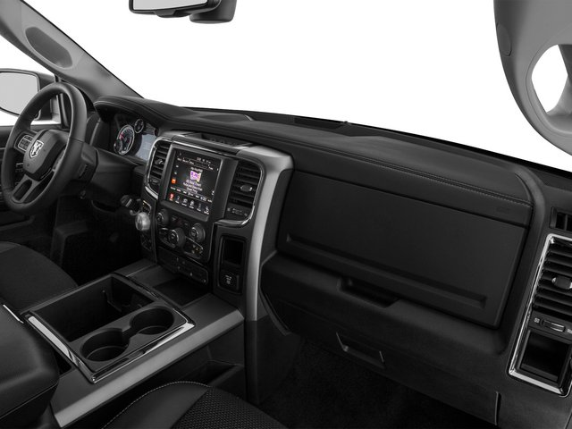 2015 Ram Truck 1500 Prices and Values Crew Cab SLT 2WD passenger's dashboard