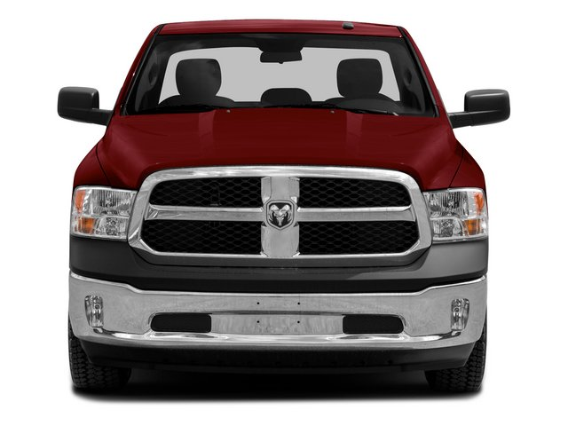2015 Ram Truck 1500 Prices and Values Regular Cab Tradesman 2WD front view