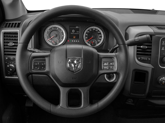 2015 Ram Truck 1500 Prices and Values Regular Cab R/T 2WD driver's dashboard