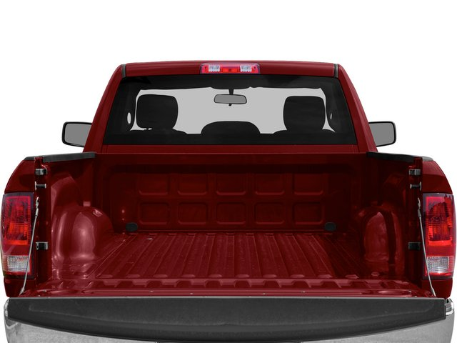 2015 Ram Truck 1500 Prices and Values Regular Cab Tradesman 2WD open trunk