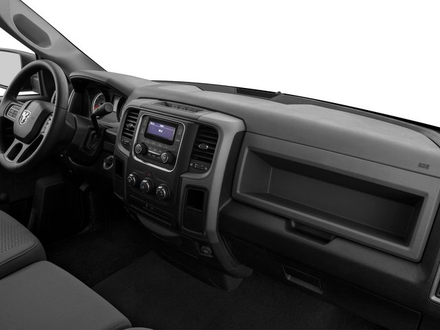 2015 Ram Truck 1500 Prices and Values Regular Cab SLT 4WD passenger's dashboard