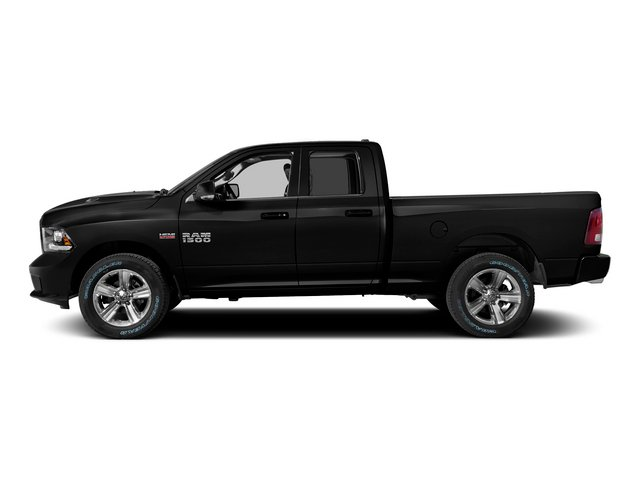 2015 Ram Truck 1500 Prices and Values Quad Cab Sport 4WD side view