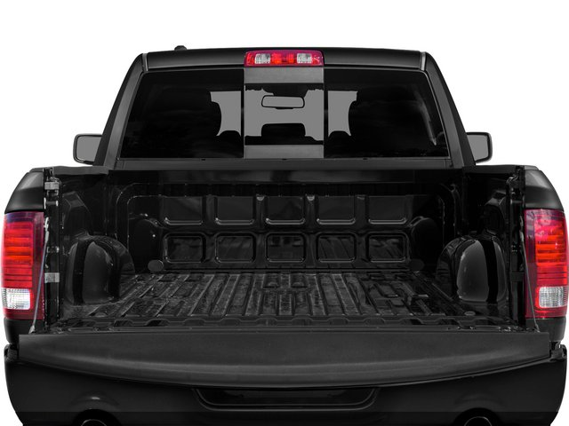 2015 Ram Truck 1500 Prices and Values Quad Cab Sport 4WD open trunk