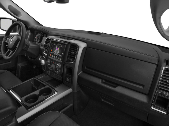 2015 Ram Truck 1500 Prices and Values Quad Cab Sport 4WD passenger's dashboard