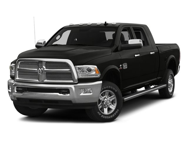 2015 Ram Truck 2500 Pictures 2500 Mega Cab Limited 2WD photos side front view