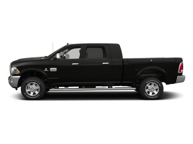 2015 Ram Truck 2500 Pictures 2500 Mega Cab Limited 2WD photos side view