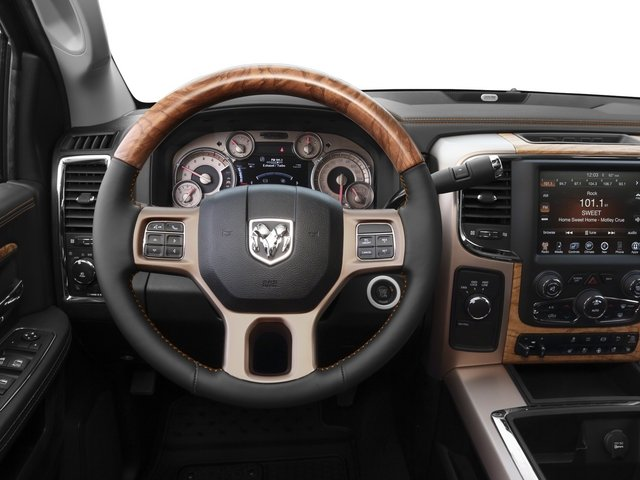 2015 Ram Truck 2500 Pictures 2500 Mega Cab Limited 2WD photos driver's dashboard