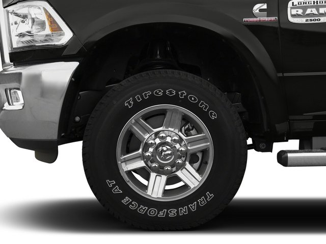 2015 Ram Truck 2500 Pictures 2500 Mega Cab SLT 2WD photos wheel