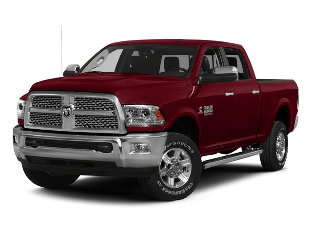 2015 Ram Truck 2500 Prices and Values Crew Cab Longhorn 4WD side front view